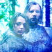 Sandor and Arya - sandor-clegane icon