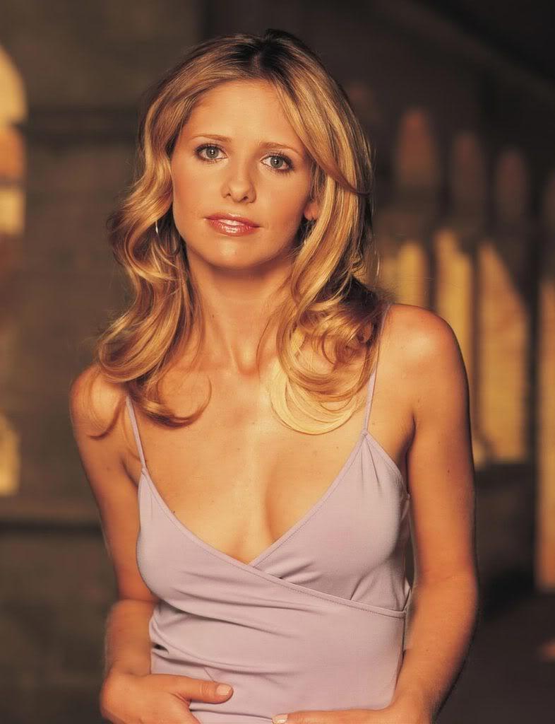 Sarah Michelle Gellar Buffy La Cazavampiros Foto 38190105 Fanpop