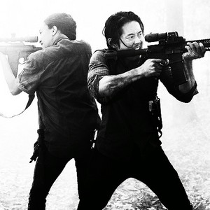 Sasha and Glenn