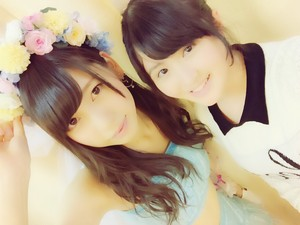 Sato Kiara and Mogi Shinobu