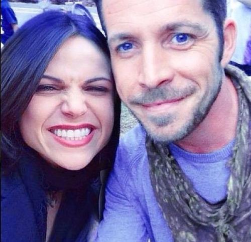 Captain Swan & Outlaw Queen images Sean and Lana - BTS ...