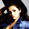 Selena Gomez photo with a portrait entitled Selena Icon