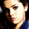 Selena Gomez litrato with a portrait entitled Selena Icon