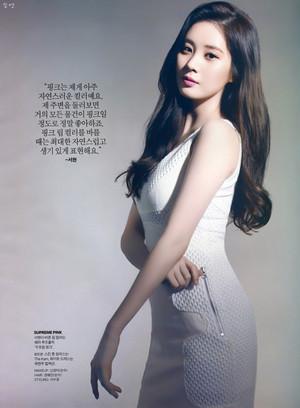 Seohyun - Instyle Magazine