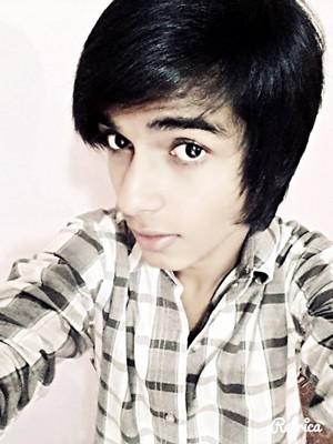 Shahzaib Ansari - Эмо Boy