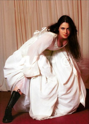 Sharon guarida, den Adel