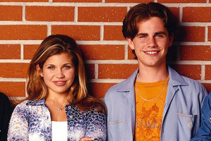 Shawn and Topanga