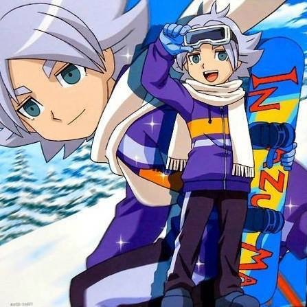inazuma eleven wallpaper containing anime entitled Shawn frost