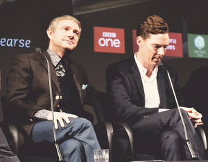 Sherlock - BFI Screening