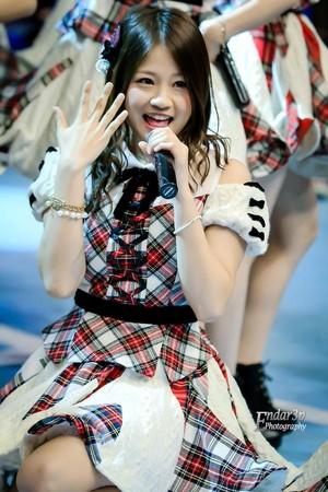 Shimada Haruka AKB48 x JKT48 コンサート 2015