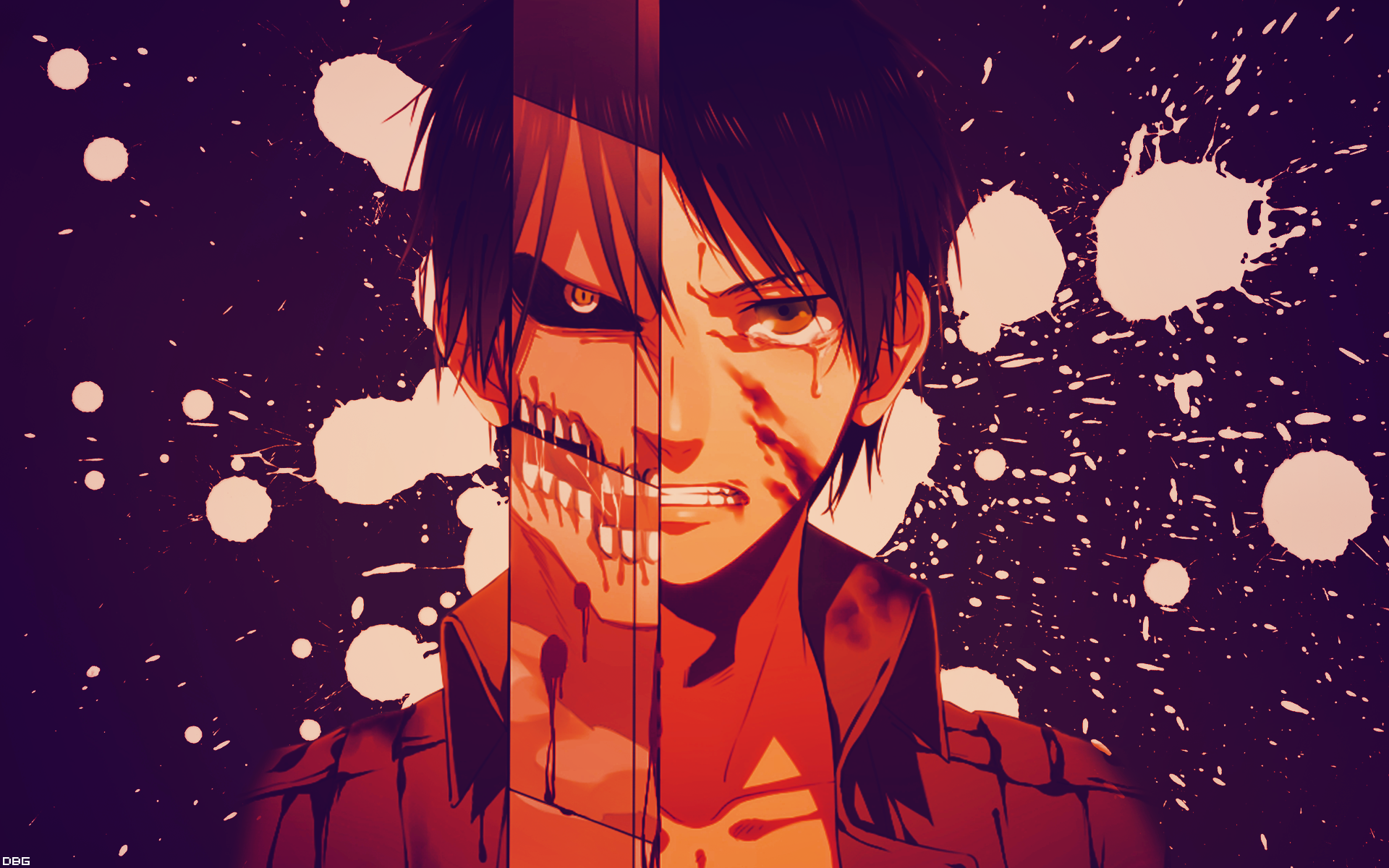 titans red shingeki no - photo #22