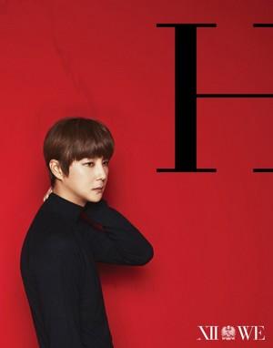 Shinhwa album giacca foto for their 12th album 'We'
