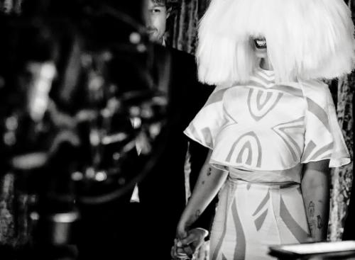 Sia fond d'écran titled Sia