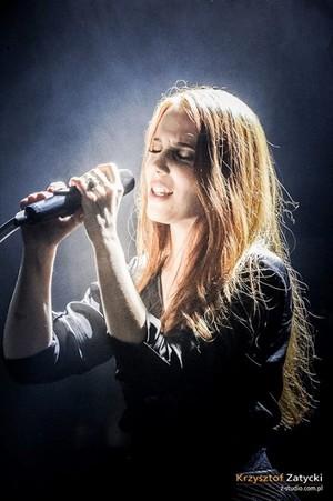 Simone Simons, Live performance @Germany 2015