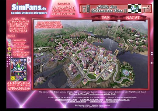 Sims 3 Bridgeport - The Sims 3 Photo (38138167) - Fanpop