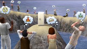 Sims 3 Funny Picture