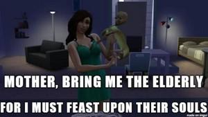 Sims 3 Funny Stuff