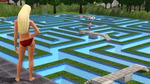 Sims 3 Labyrinth