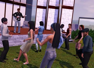Sims 3 Riverview