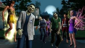Sims 3 スーパーナチュラル