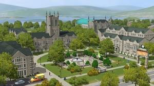 Sims 3 universiteit Pics