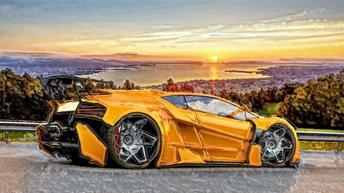 Lamborghini Wallpaper Probably With A Stock Car Called Sinistro