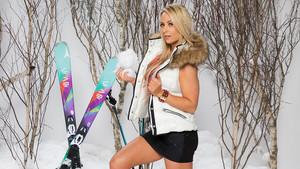 Ski Divas - Emma