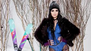 Ski Divas - Paige
