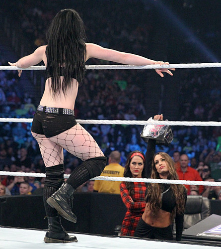 Paige (WWE) Images Smackdown Digitals 2/12/15 HD Wallpaper