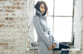 Song Ji Hyo For Marie Claire Korea's March 2015 Issue