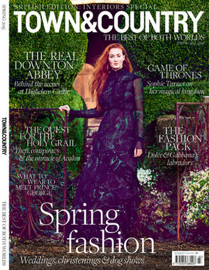 Sophie Turner on Town & Country Magazine