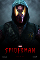Spiderman Poster fan Art 2017