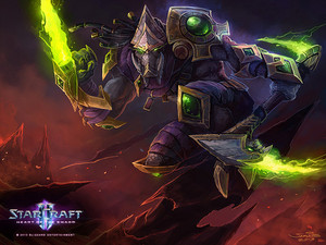 Starcraft Dark Templar