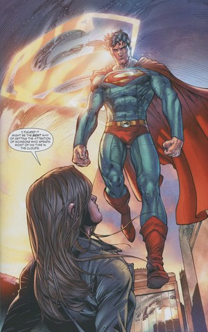 Superman - Earth One.