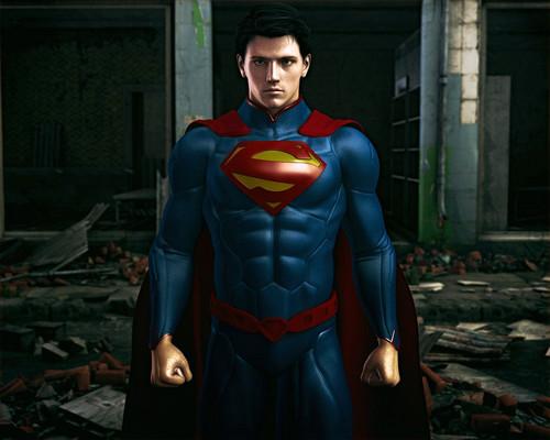 Superman wallpaper entitled Superman - fan Art