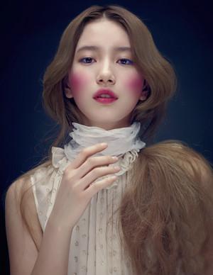 Suzy for W Korea March 2015