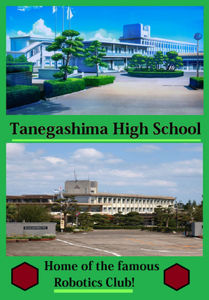 Tanegashima High School