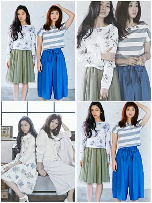 Tano Yuka - Renai Keikaku 2015 Spring Debut Collection