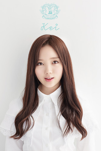 lovelyz images hi teaser image for kei hd wallpaper and background rh fanpop com