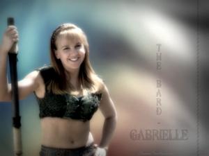 The Bard... GABRIELLE