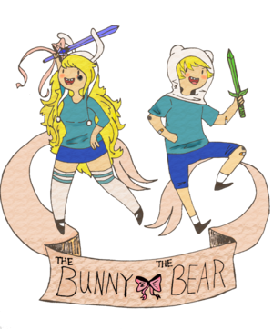 The Bunny and the Bear
