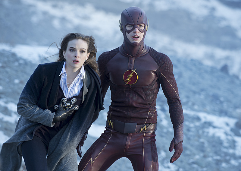 The Flash (CW 2015) - The Nuclear Man Episode