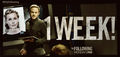 The Following Season 3 1 week Banner