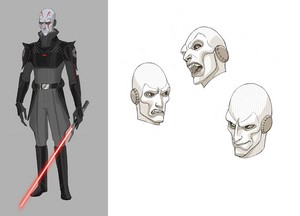 The Inquisitor Concept Art