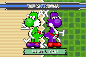 The Mutations Team