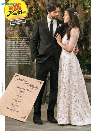 The Originals - Episode 2.14 - I 爱情 You, Goodbye - TV Guide Scan