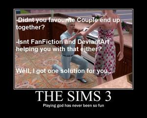 The Sims 3 Meme