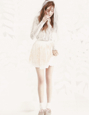Tiffany - Vogue Girl