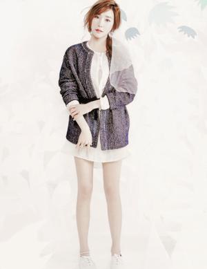 Tiffany - Vogue Girl