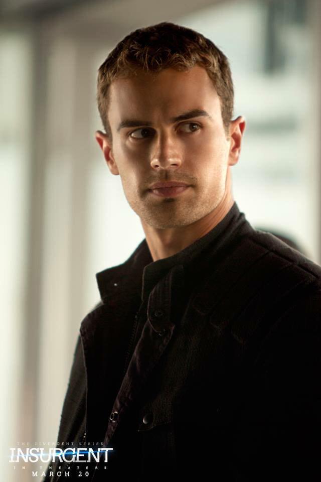Tobias Eaton - Insurgent: The Movie Photo (38187283) - Fanpop